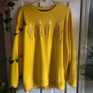 Bright Yellow Esprit Sweater